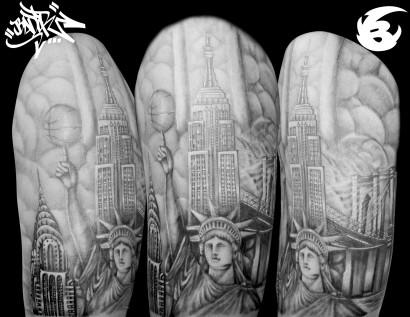new-york-tattoo-by-badder