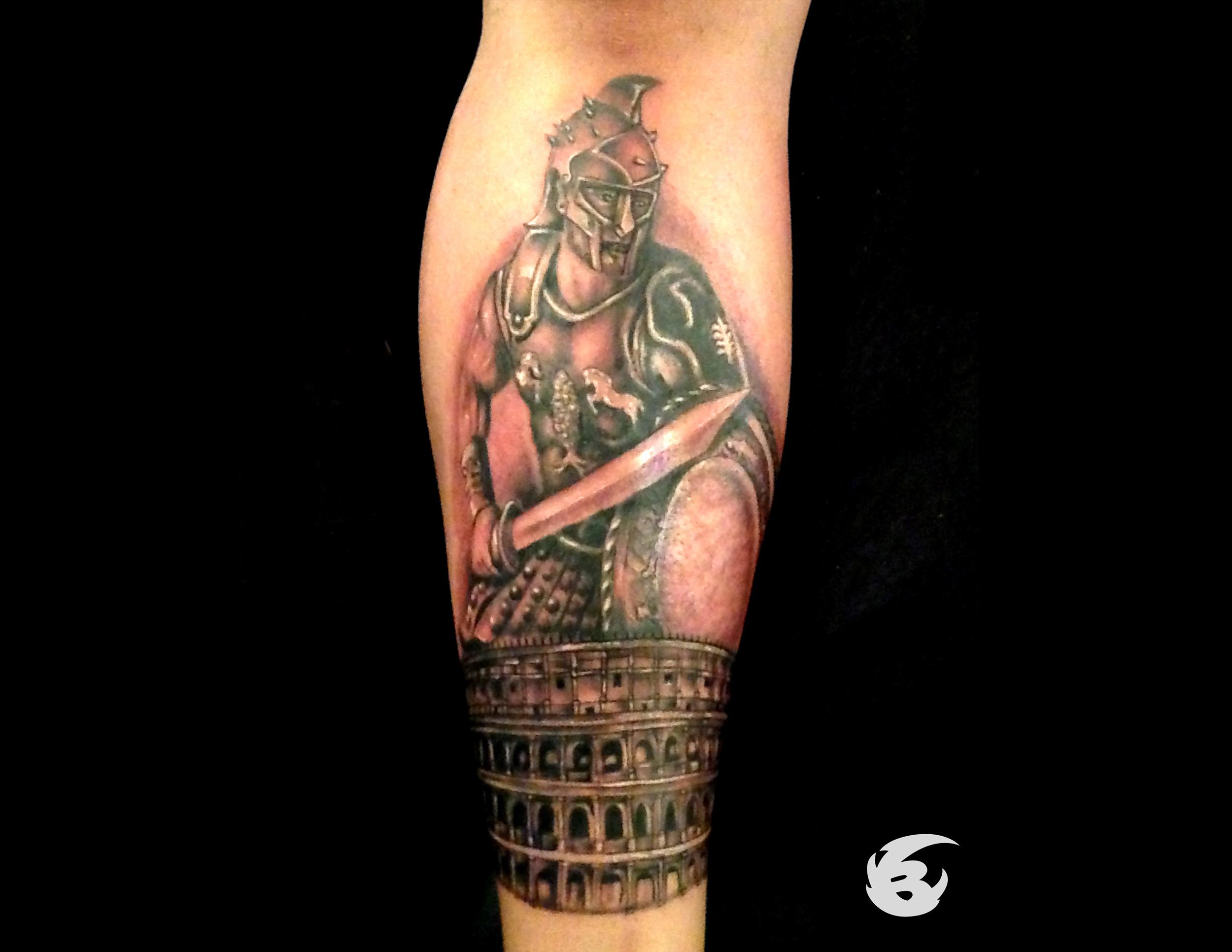 Badder Gladiator