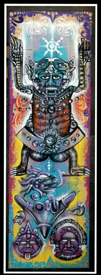 BADDER ART MURAL NYC HARLEM